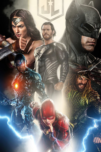720x1280 Justice League Synder Cut