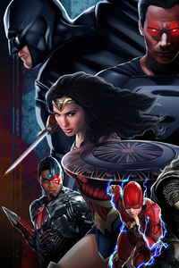 Justice League The Snyder Verse