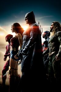 Justice League Unite The League 4k