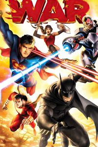 240x400 Justice League War