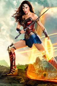 Justice League Wonder Woman 2018