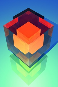 Justin Maller Facets Gradient