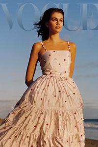 Kaia Gerber Vogue 4k