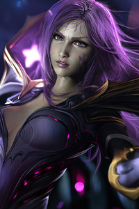 720x1280 KaiSa League Of Legends 4k 2020