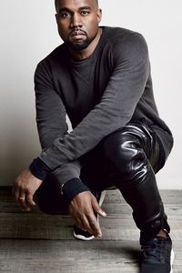 720x1280 Kanye West Rapper