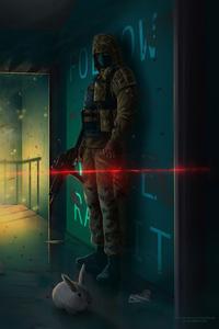 320x568 Kapkan Tom Clancys Rainbow Six Siege 2020 4k