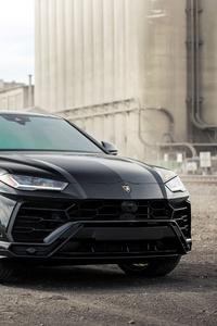 1280x2120 Kar Tunz Lamborghini Urus 2020