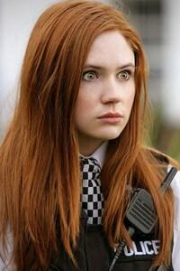 Karen Gillan In Doctor Who