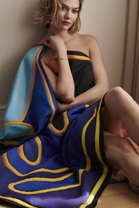 Karlie Kloss Flame Magazine 2019 4k