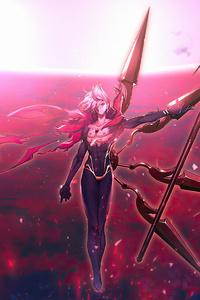 Karna Fate Grand Order 4k
