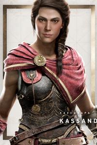 Kassandra Assassins Creed Odyssey 4k