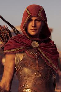 Kassandra In Assassins Creed Odyssey 4k
