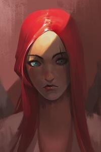 Katarina League Of Legends Artwork
