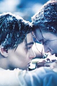 Kate Winslet In Titanic Movie