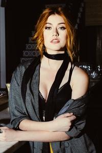 Katherine McNamara Bellus Magazine Photoshoot 5k