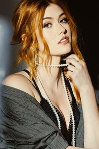 Katherine McNamara Bellus Magazine Photoshoot