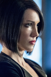Katie Cassidy In Arrow Tv Series 2018