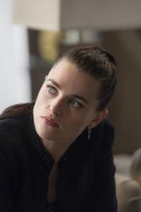 Katie McGrath As Lena Luthor In Supergirl