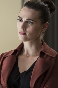 Katie McGrath In Supergirl Season 3 2017