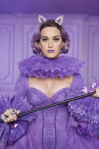 1440x2960 Katy Perry Cover Girl 5k