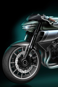 2160x3840 Kawasaki Sc Soul Charger
