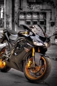 1125x2436 Kawasaki Zx6R