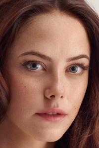 Kaya Scodelario Face Close Up 4k