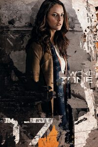 Kaya Scodelario In Maze Runner The Death Cure 2018