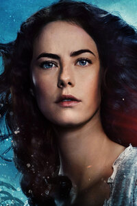 Kaya Scodelario In Pirates Of The Caribbean Dead Men Tell No Tales