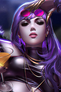 240x320 Kda Evelynn Lol