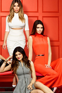 1242x2688 Keeping Up With The Kardashians