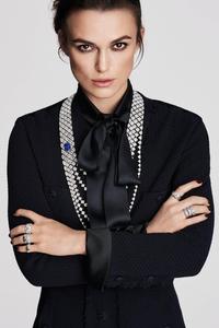Keira Knightley Chanel