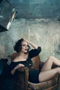 Keira Knightley GQ Photoshoot
