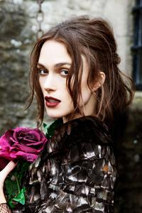 Keira Knightley Harpers Bazaar 2020