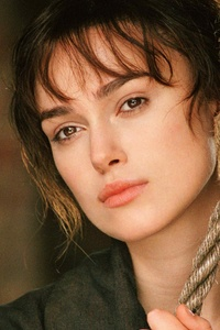 Keira Knightley Young