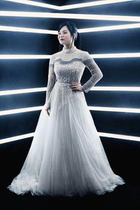 Kelly Marie Tran As Rose Tico In British Vogue 2017