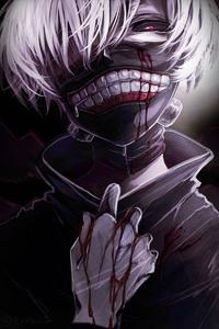 320x568 Ken Kaneki Tokyo Ghoul