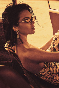 Kendall Jenner 2018 Elle Usa