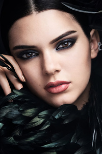 320x568 Kendall Jenner 2020 4k