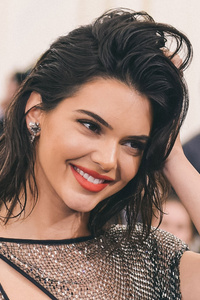 Kendall Jenner Cute Smile