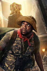 480x800 Kevin Hart In Jumanji The Next Level