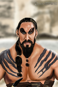Khal Drago Artwork