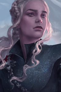 Khaleesi Artwork