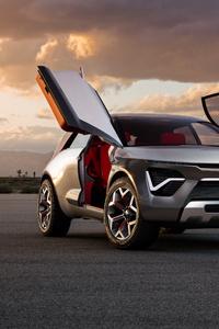 540x960 Kia Habaniro Concept 2019
