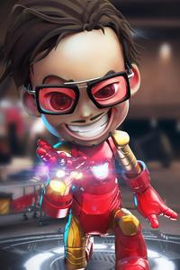 Kid Iron Man 4k
