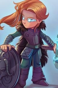 480x854 Kid Thor