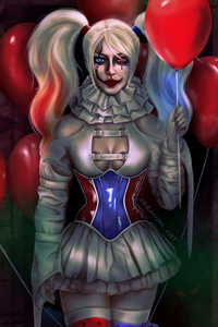 Killer Clown Harley