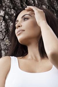 Kim Kardashian Calvin Klien