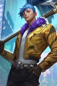 1080x1920 King Glory Hanshin Street Fighter