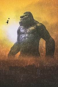 640x960 King Kong 4k
